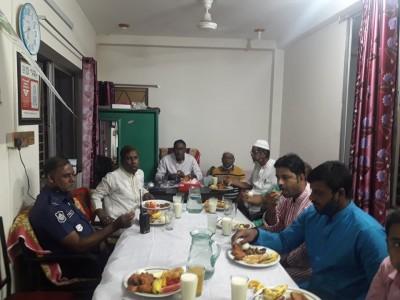লৌহজংয়ে বাংলাদেশ মানবাধিকার কমিশনের ইফতার মাহফিল